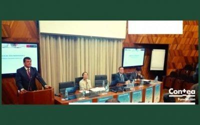 Contea participa en la asamblea de colaboradores del Plan de Educación Financiera