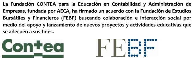 CONTEA suscribe un convenio con la FEBF